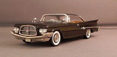 Conquest 1960 Chrysler 300f 2d Hardtop Black