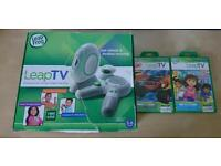 Leapfrog Leap TV and games