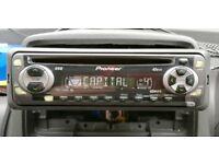Pioneer DEH-1400R Car Radio CD-RW player (no offers, please)