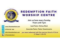 Drummer WANTED in Tottenham Pentecostal Church -- Near Bruce Grove Station!