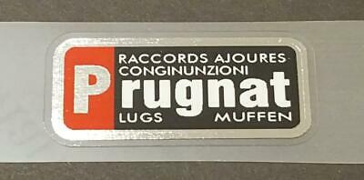 Bob Jackson Prugnat Tubing Decal - Red/Black (sku Bobj801) for sale  Shipping to Canada