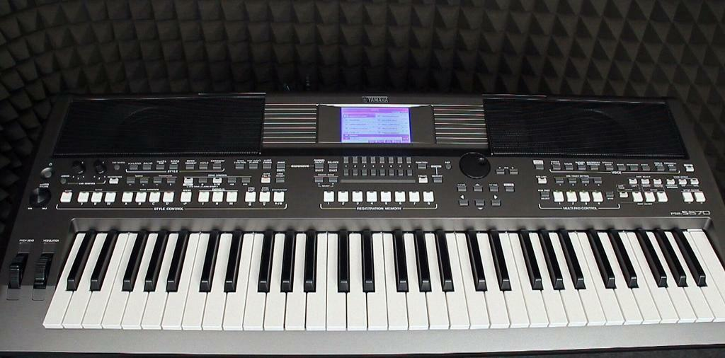Yamaha Psr S670 In Eccles Manchester Gumtree