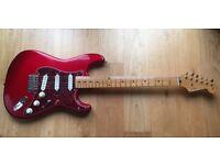 1982 Vintage Stratocaster Tokai ST50 Springy Sound , fender pickups