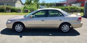2002 Honda Berline Accord SE IMPECCABLE A VOIR !! 208 360 KM