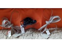 Navy Blue Grey Black Fascinators Wedding Hats BRAND NEW John Lewis - RRP £35/£40/£60