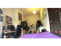 Double room (furnished) available 1st July in 6 bed St. Andrews/Glos Road houseshare