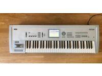 Korg Triton Classic 61 Key Workstation - Synth, Sampler, Sequencer