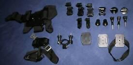 Sport Camera accessories