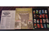 Middle Earth Board Game