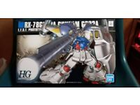 Bandai HGUC RX-78 GP02A Gundam GP02 Physalis HGUC RX-78 GP-02A HG RX 78 GP02A HG