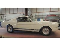 1966 Shelby Mustang GT350 - Themed