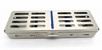 Dental Sterilization Cassette-autoclave Tray Rack 7 Instruments