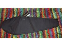 Brand New Coffin Shaped Padded Guitar Gig Bags Fits most Guitars.