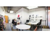 Studio 24 / Large Creative Space / Workspace / East London / E8/ Hackney Downs Studios