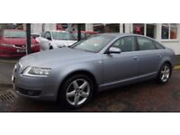 2006 AUDI A6 -- DIESEL TDI - EXCELLENT RELIABLE RUNNER - LONG MOT TAX - FAMILY OWNED SINCE NEW