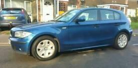 Quick Sale BMW I Series 118D 2.0 Diesel 2005 Great Drive