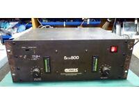 Avitec Beta 800 Mosfet Power Amplifier