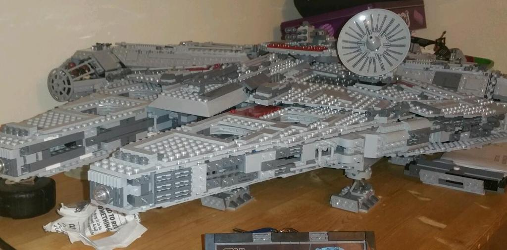 Lego Ucs Falcon Instructions