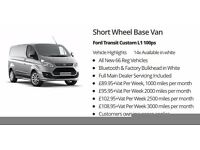 adVANce Van Rental - cheapest + best vans in the UK