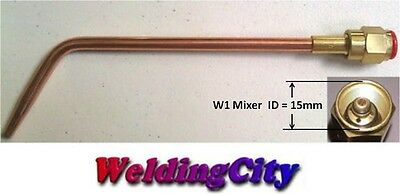 Weldingcity Acetylene Welding Nozzle Heating Tip 4-w-1 4 Victor 100 Torch Usa