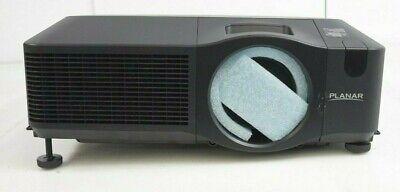 Planar PR9020 4000 Lumens 1024 x 768 HDMI XGA Projector 27 Hours