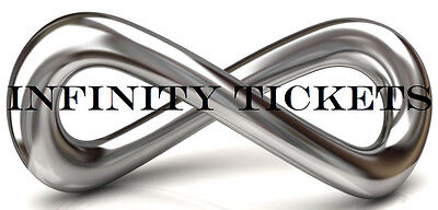 Infinity Ticket Sales
