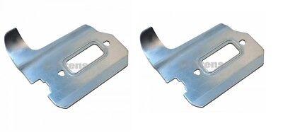 2 Pack Stihl Ts 420 Aftermarket Muffler Cooling Plate 4238 141 3200