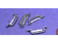 O//On3//On30 WISEMAN MODEL SERVICES PART #O289 DEER ANTLERS FOR HEADLIGHTS ETC.