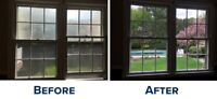 WINDOW & EAVES CLEANING