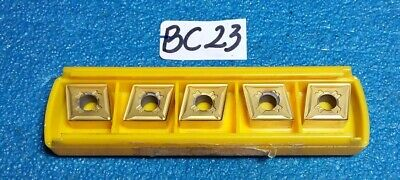 Kennametal  Cnmg431fw Cnmg120404fw  Kt315  Carbide Inserts  5 Pcs
