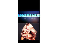 SCVLPTVR HAIR & BEAUTY SALONS Chair Rental £99.00 per week