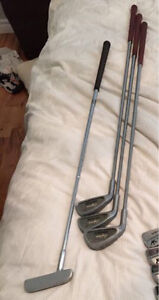 Golf irons for sale LH