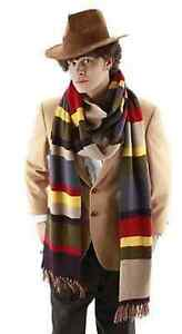 12 foot Dr Who Scarf