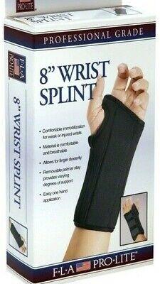 Fla Pro Lite Wrist Splint (FLA  Pro-Lite Professional Grade 8