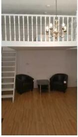 *Move In Quick* Mezzanine Semi-Studio To Rent, Glazbury Road, London