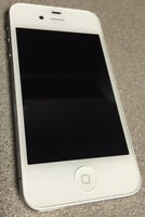 iPhone 4S - 8 GB - White - Bell- Great Condition - $150.00