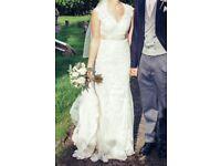 Maggie Sottero Jessica Wedding Dress in pristine condition