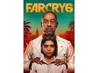 Far Cry 6 (PC) Uplay Key EUROPE