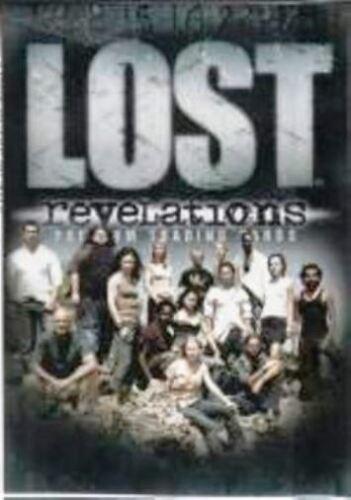 INKWORKS  - LOST REVELATIONS COMPLETE BASE 90 TRADING CARD SET 2006