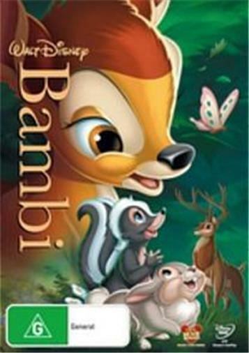 BAMBI Diamond Edition : NEW DVD