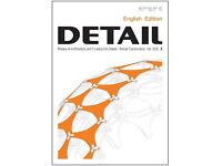 Detail Magazine Architecture