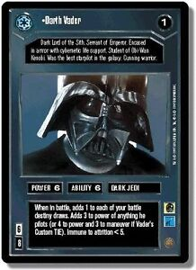 Star Wars CCG by Decipher - looking for cards