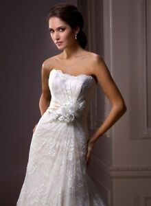 "Stunning MAGGIE SOTTERO ""Embrace"" Wedding Dress"