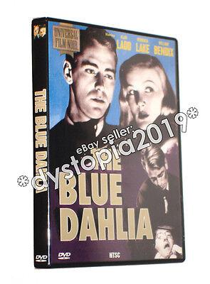 The Blue Dahlia Dvd  1946  Alan Ladd Veronica William Bendix