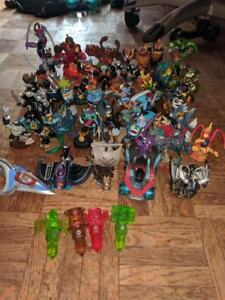 Skylanders (Swap-Force, Trap Team, Giants, and Superchargers)