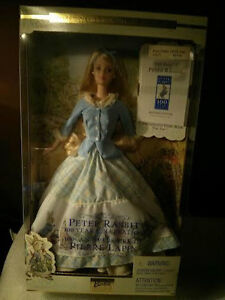 Barbie Collectible - 100 Year of Peter Rabbit