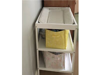 Mothercare changing table