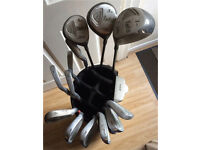 Ryder Golf Clubs with Bag