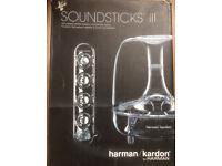 Soundsticks III by Harman Kardon