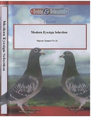 Modern EyeSign Selection ,racing Pigeon Dvd
